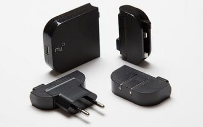 """""""Incredibly happy"""" with the international #GaNFast Mu One 45W #USB charger"""