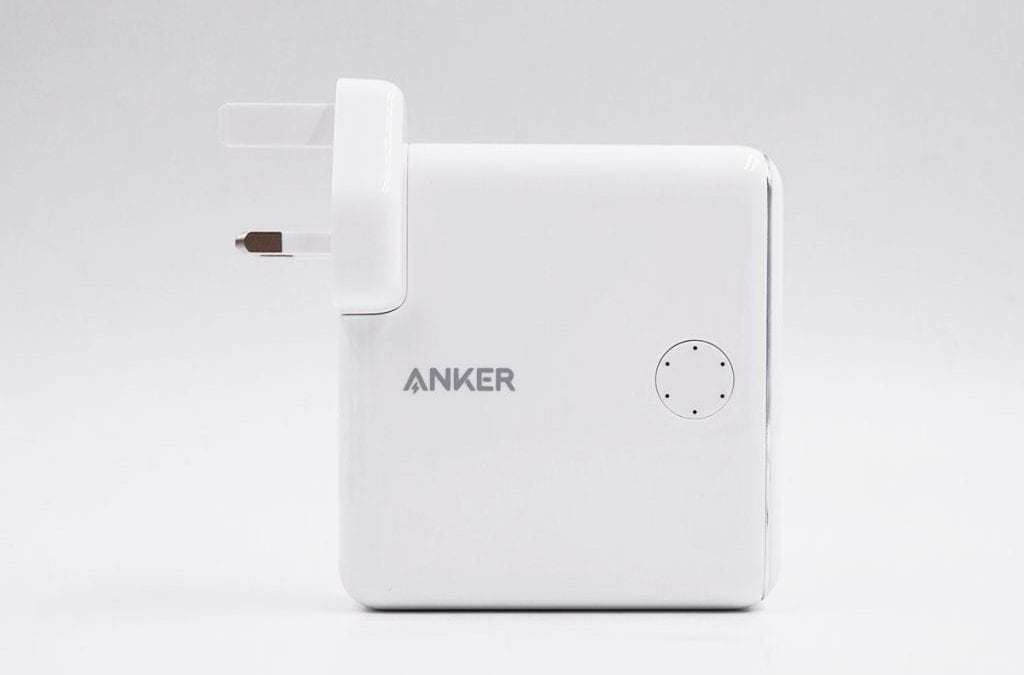 A tear-down of the new Anker PowerCore Fusion PD
