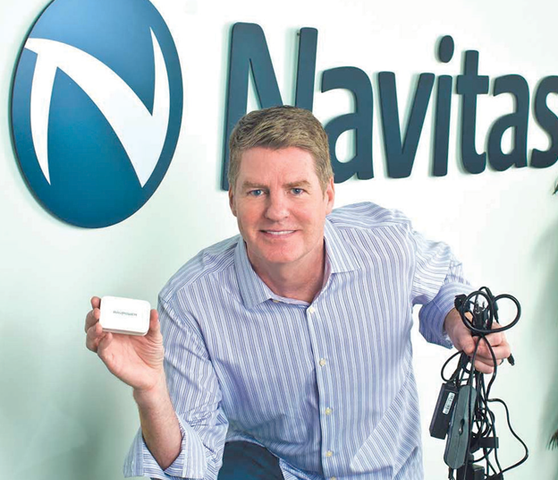 Navitas charging into the future