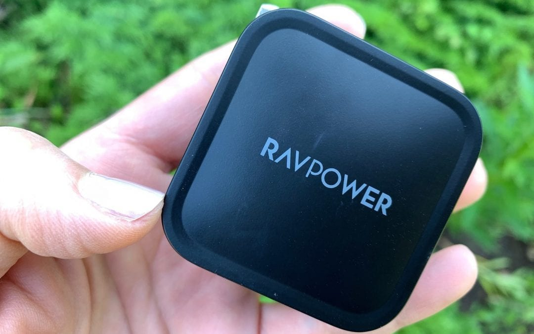 RAVPower 61W USB-C Wall Charger review: Tiny but mighty