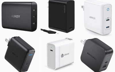 Best 45W USB-C Chargers for Galaxy Note 10+ in 2019