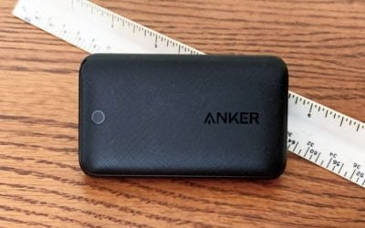 Anker's ultra-slim charger is just right for your iPad