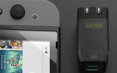 GENKI: Covert Dock for the Nintendo Switch