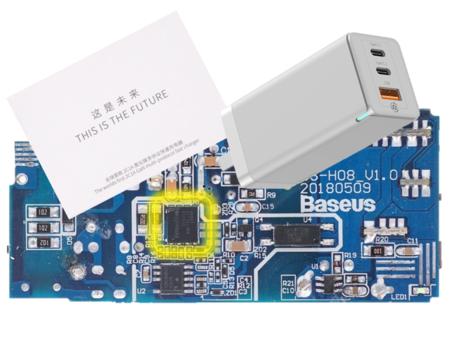 Baseus 65W 2C1A Multiport GaN Charger Teardown Review