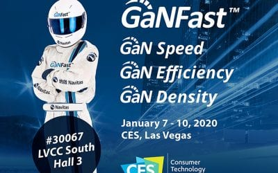 Navitas at CES 2020: Here Come the GaN Chargers!