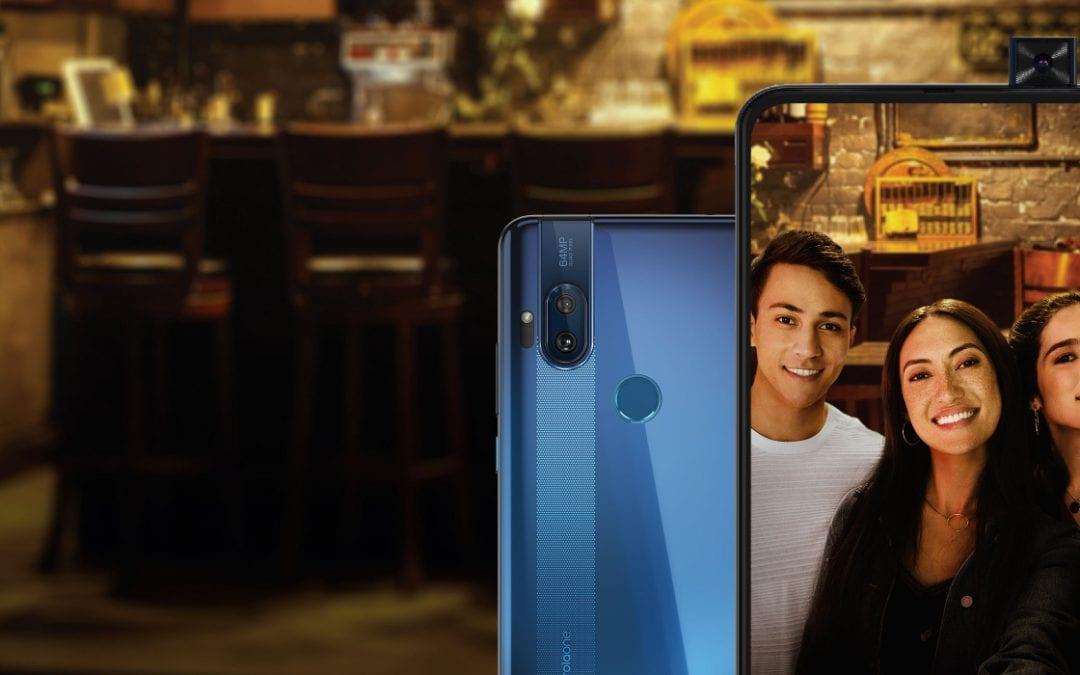 New Motorola One Hyper