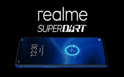 Realme's next fast charging tech might be called SUPERDART