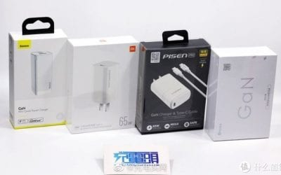 Xiaomi stirs up price war on GaN fast charging