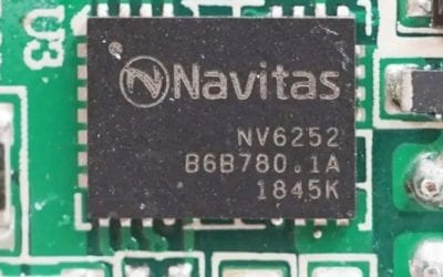 Navitas becomes the biggest winner of #GaN fast charge