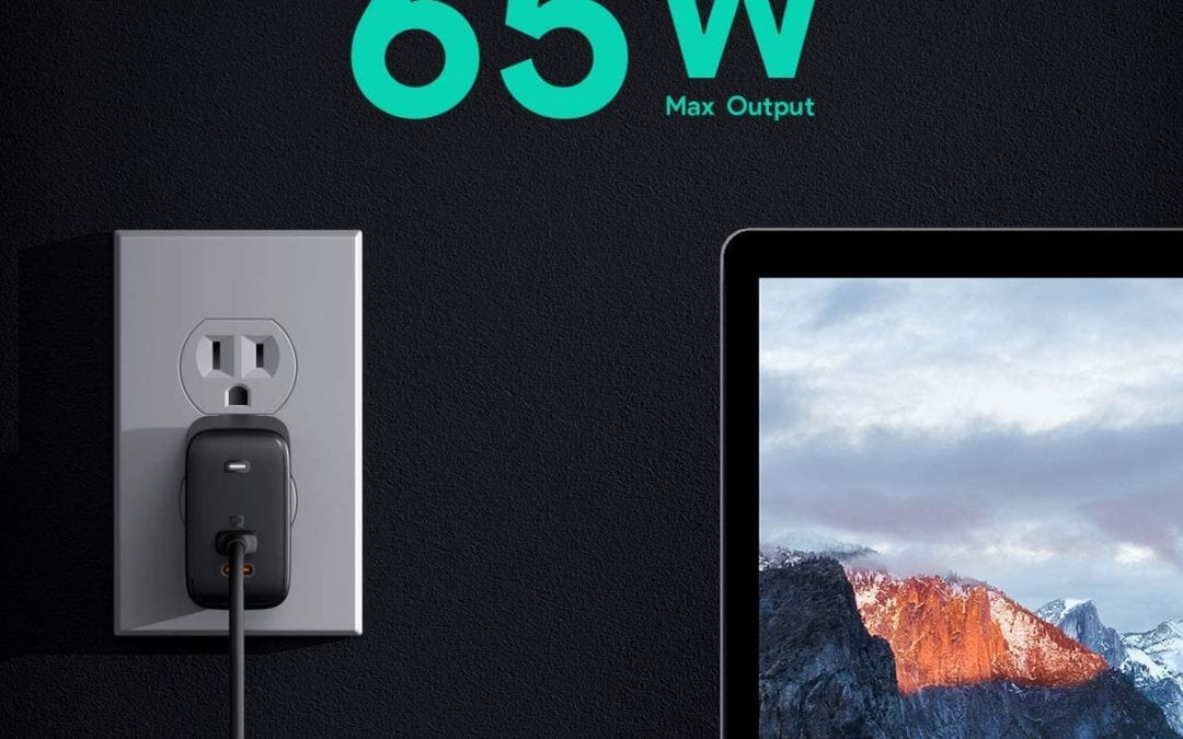 wwjoshdew – AUKEY Omnia Duo 65W USB C PD GaN Fast Charger