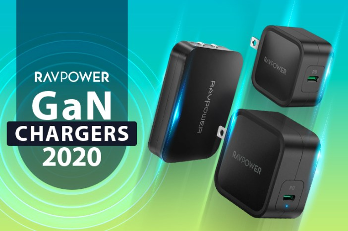 RAVPower – GaN Chargers in 2020: What's New and What's Changing?