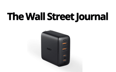 WSJ Announce GaN Charging is the Discovered 'Holy Grail' of Apple Fast Charging