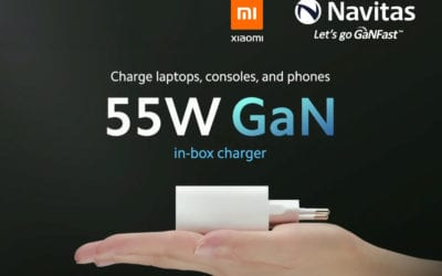Navitas Goes Global in Xiaomi's Mi 11 Fast Charger