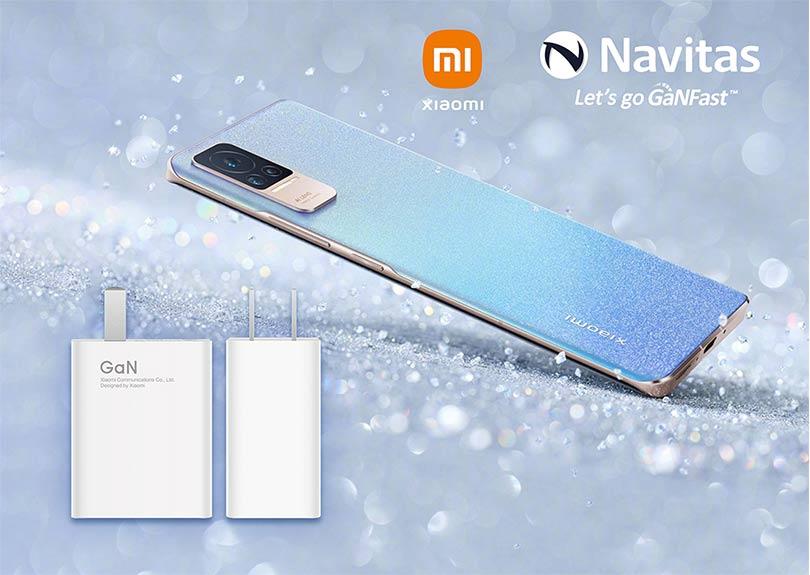 Olympic Champion Endorses New Xiaomi Civi Smartphone, in Fourth Navitas-Xiaomi Collaboration
